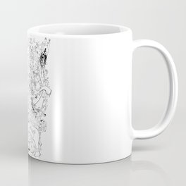 Fragments of memory Coffee Mug