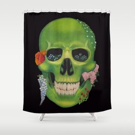 Floral Revolution Shower Curtain