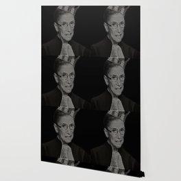 Vintage Notorious RBG tshirt Ruth Bader Ginsburg court Wallpaper