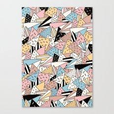PIZZA !! Canvas Print