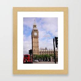 Big Ben, London I Framed Art Print