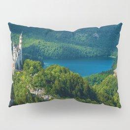Neuschwanstein Castle - Allgau - Bavaria, Germany Pillow Sham