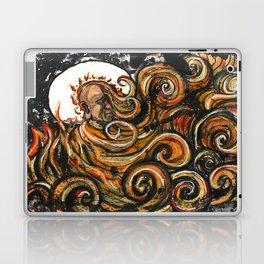 ETERNAL FLAMES Laptop & iPad Skin
