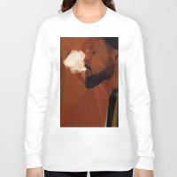 django Long Sleeve T-shirts featuring Django by David