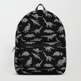 DINOSAURS (BLACK) Backpack