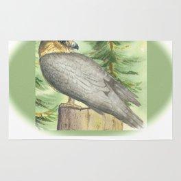 Merlin Falcon (Keir) Rug