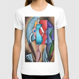 Segmentation T-shirt