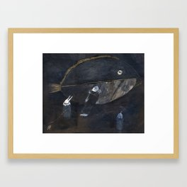 Lenguado Dreams II Framed Art Print