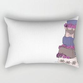 gateau Rectangular Pillow