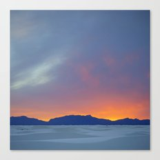 Second Earth Canvas Print
