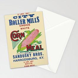 City Roller Mills - Sandusky Bros. - Harrodsburg, Kentucky - 11111 Stationery Cards