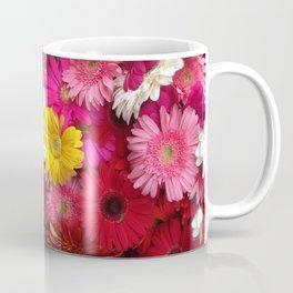 FLOWERS ALL AROUND Coffee Mug