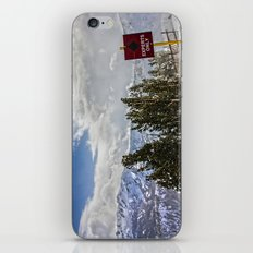 Windy Experts Only iPhone & iPod Skin