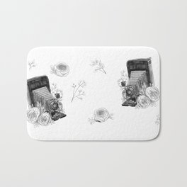 Antique v.2 Bath Mat