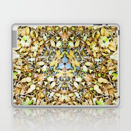 A Circle of Leaves Laptop & iPad Skin