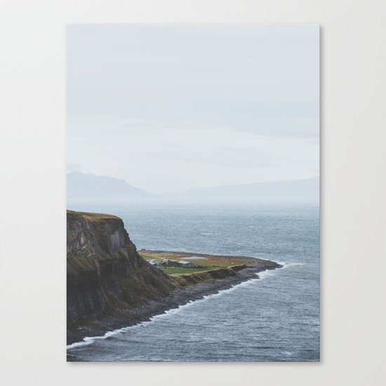 Iceland XII Canvas Print