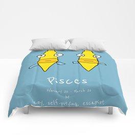 Pisces Comforters