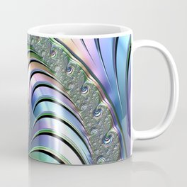 Colorful Spiral Coffee Mug