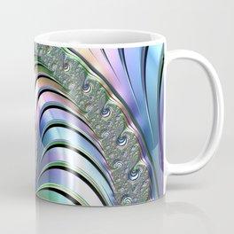 Colorful Spiral Coffee Mug