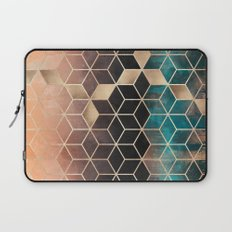 Ombre Dream Cubes Laptop Sleeve