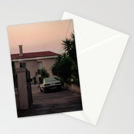 kefalonia @ sunrise Stationery Cards