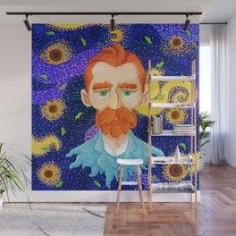 Van Gogh Wall Mural