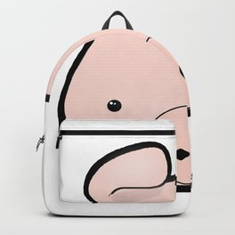 Piggy Kawaii Backpack