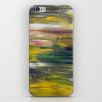gustav klimt iPhone & iPod Skins featuring Gustav Klimt Fantasy Prolonged  by Lucid Infinity Art and Design