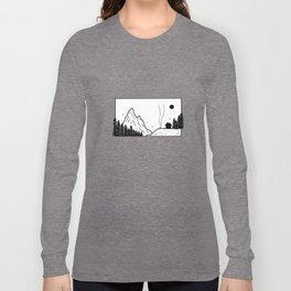 Petit campement Long Sleeve T-shirt