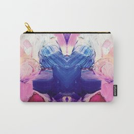 Saturday Night (Abstract Painting) Carry-All Pouch