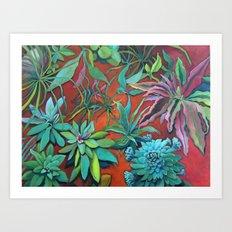 Garden 1 Art Print