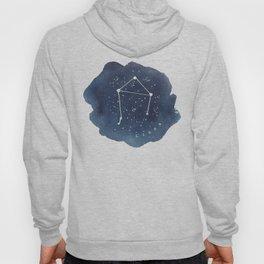 libra constellation zodiac Hoody