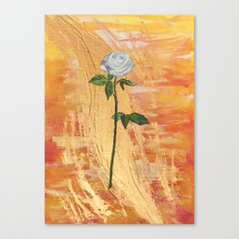 Free Indeed Canvas Print