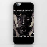 will graham iPhone & iPod Skins featuring Graham by Frank Odlaws