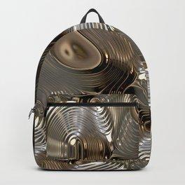 Metal Relief Backpack