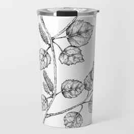 Water Birch Travel Mug