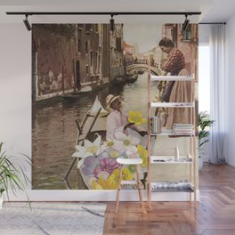 The Suitor II Wall Mural