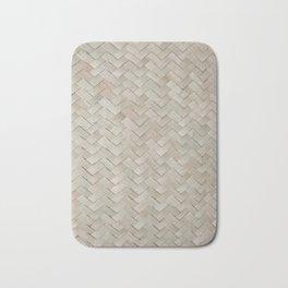 Woven straw Bath Mat