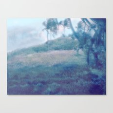 Blue dream Canvas Print