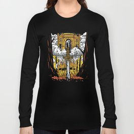 Viking Funeral Long Sleeve T-shirt