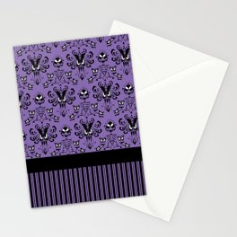 999 Happy Haunts - Servants Stationery Cards