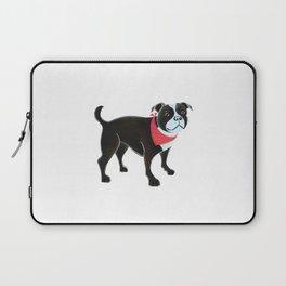 Staffordshire Terrier Laptop Sleeve