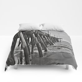 """An Old Feel"" Pier Comforters"
