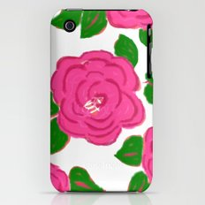 Rose iPhone (3g, 3gs) Slim Case