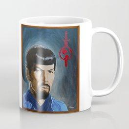 Mirror Mirror Spock Coffee Mug