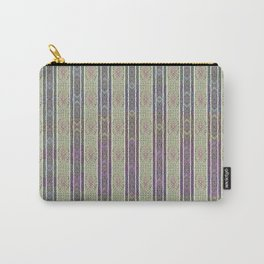 Wallpaper Inspirations - Sparkling Greens Carry-All Pouch