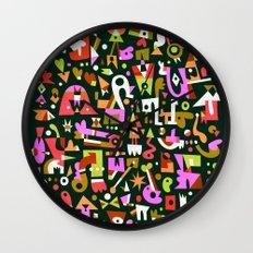 Schema 16 Wall Clock