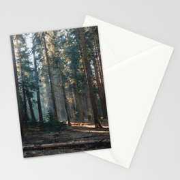 Woods of California Stationery Cards
