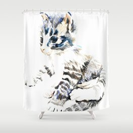Ready to play Shower Curtain