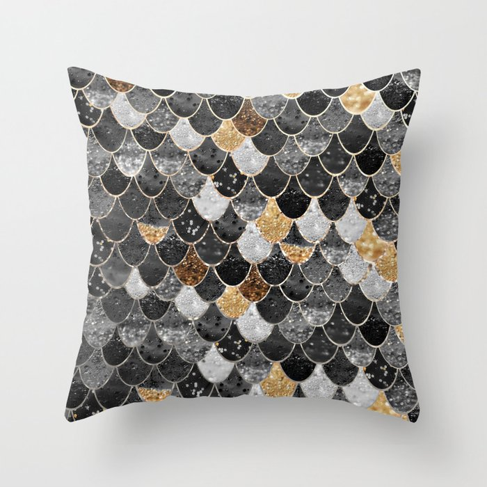 Black And Gold Decorative Pillows  from ctl.s6img.com
